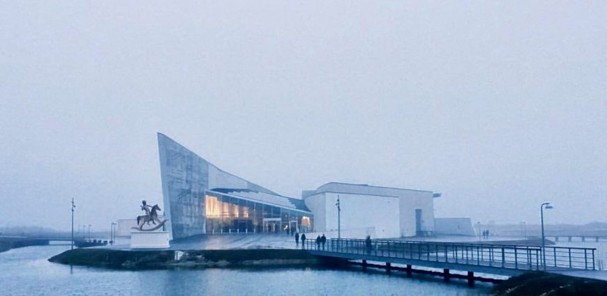 Arken Museum Of Modern Art Museeum