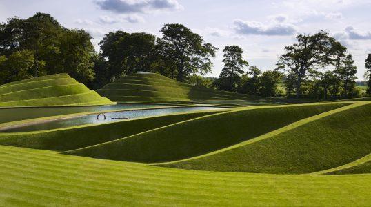 Jupiter Artland, Charles Jencks, Life Mounds, 2005 - Present