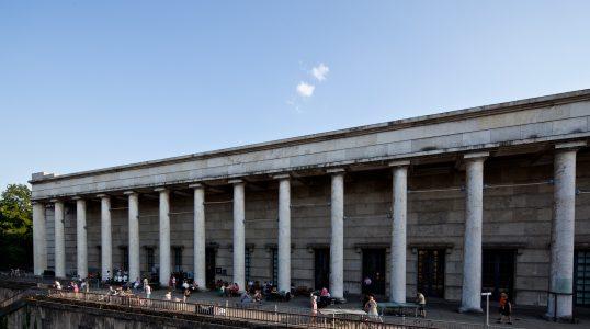 Terrace Haus der Kunst 2012