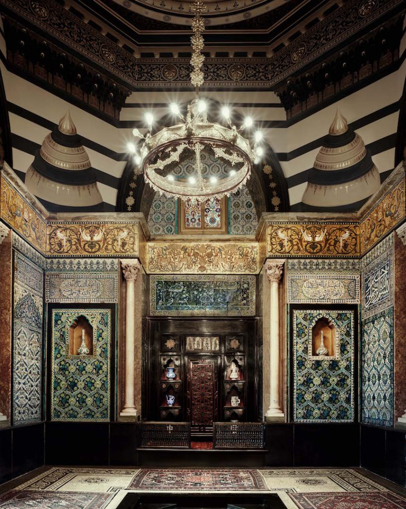 Leighton House Museum. Arab Hall  ©Will Pryce
