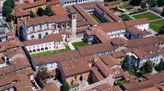 The Santa Giulia complex
