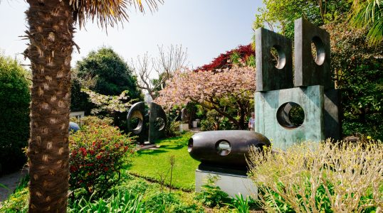 Barbara Hepworth Museum and Sculpture Garden Fugue © Tate