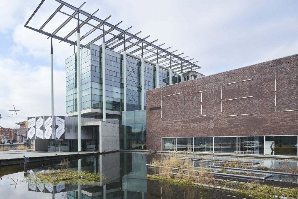 Building Het Nieuwe Instituut Photo Johannes Schwartz