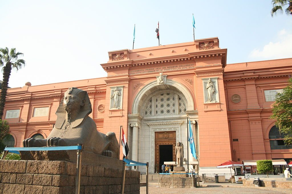 Egyptian Museum Diego Delso Wikimedia Commons, License CC-BY-SA 3.0
