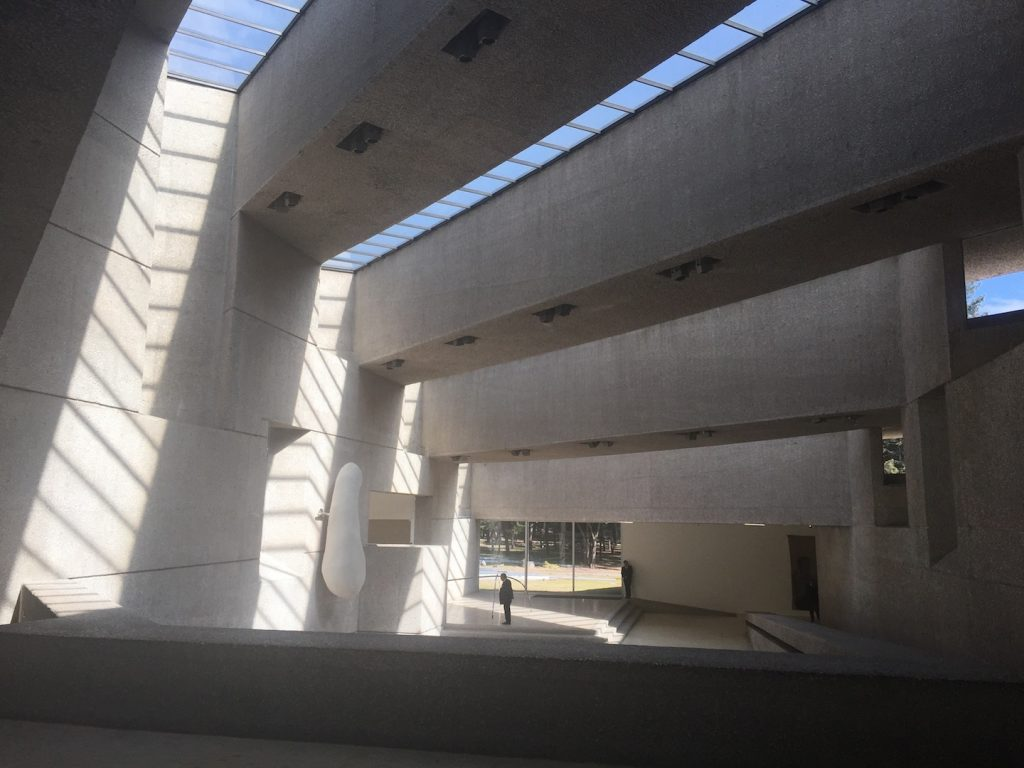 Museo Tamayo by Emilie De Pauw