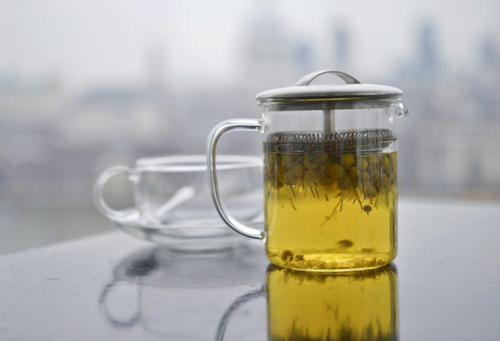 Jing Tea at Tate