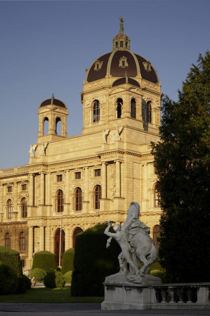 Kunsthistorisches Museum Wien ©KHM mit MVK und ÖTM