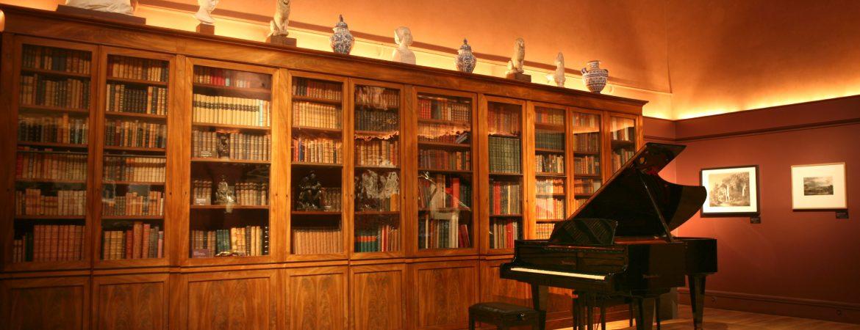 L'atelier-salon-bibliotheque