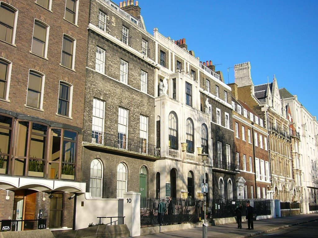 Sir John Soane's Museum, Rory Hyde creative commons