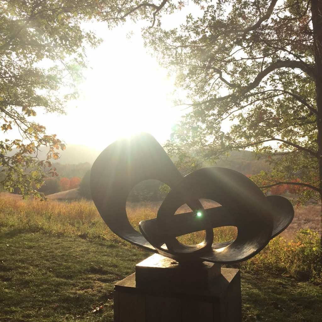 Storm King Art Center Photo by Maria Burasovskaya