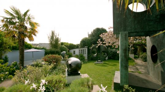 Barbara Hepworth Museum and Sculpture Garden Fugue