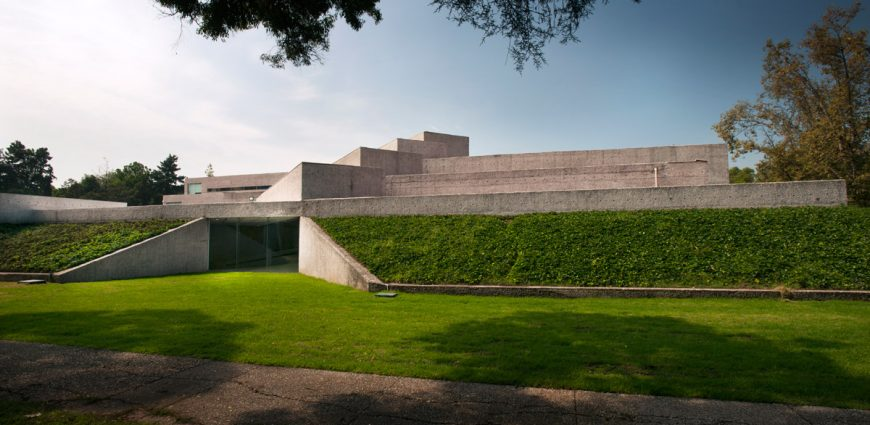 Musee Dart Moderne Mexico