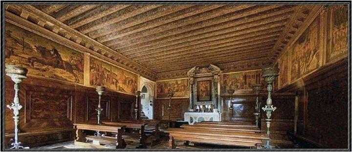 Scuola Dalmata di San Giorgio e Trifone, Venezia