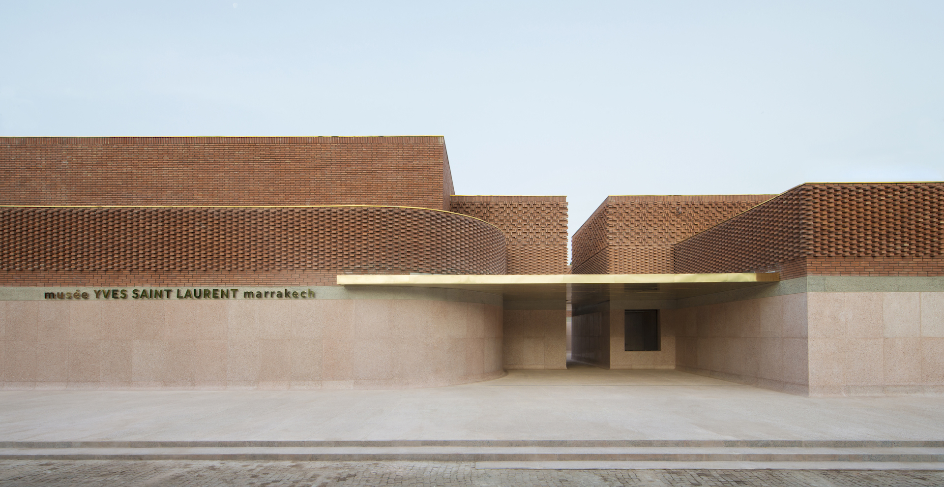 d48798ed926 A voyage to the heart of Yves Saint Laurent's work in Marrakech – Museeum