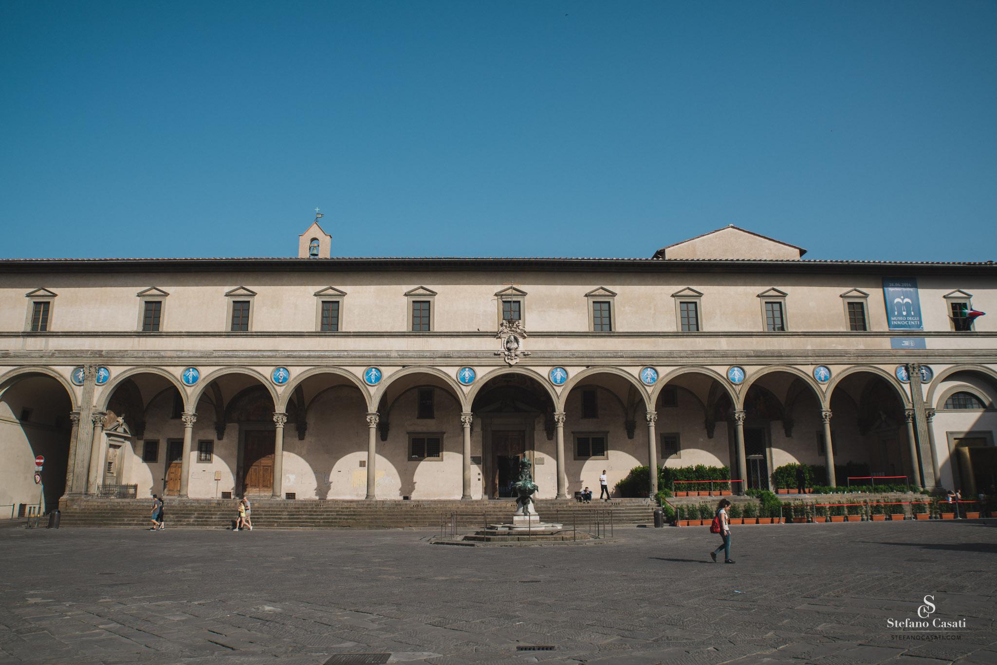 Museo Degli Innocenti Museeum