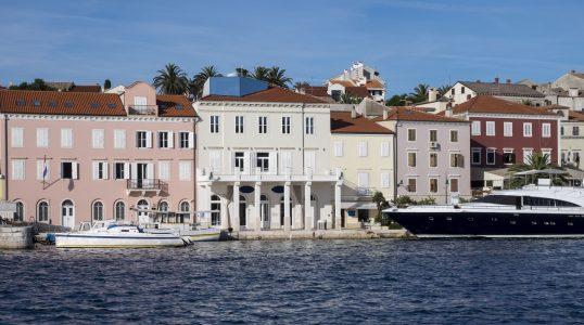 Museum of Apoxyomenos - Exterior view