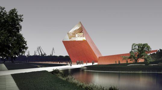 Courtesy of Studio Architektoniczne Kwadrat