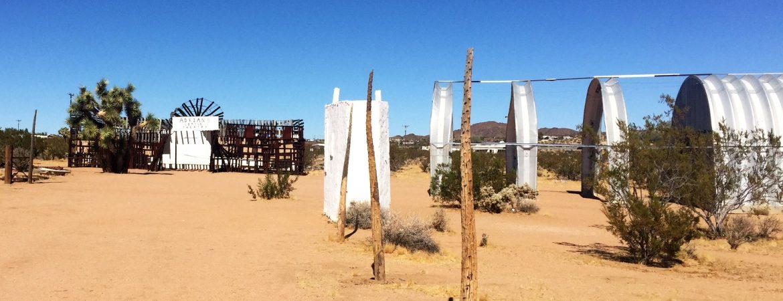Noah Purifoy Outdoor Desert Museum