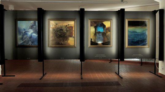Beksiński Gallery