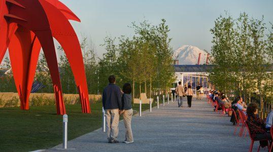 Seattle Art Museum Olympic Sculpture Park