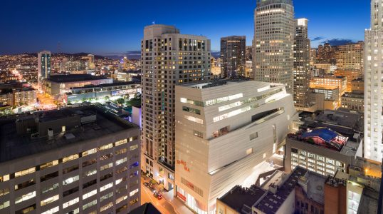 Snøhetta expansion of the new SFMOMA
