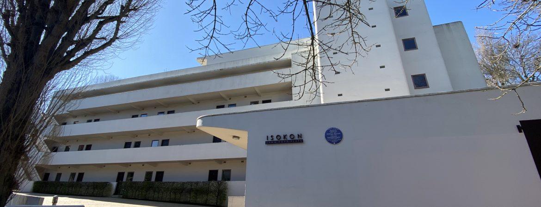 Isokon gallery